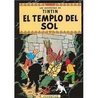 Las aventuras de Tintín 13. El templo del sol