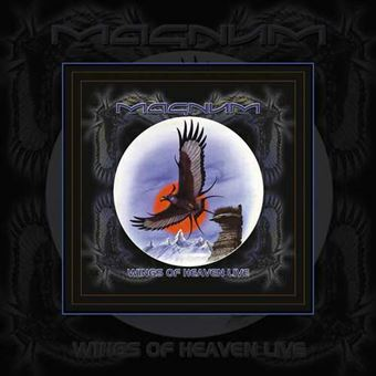 Wings of Heaven Live - 3 Vinilos + 2 CD