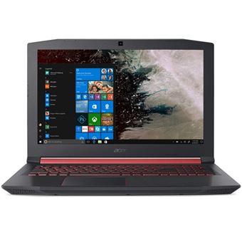 Portátil Gaming Acer Nitro 5 AN515-52 15,6'' Negro (Producto Reacondicionado)