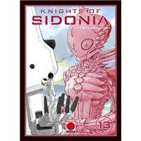 Knights of Sidonia 13