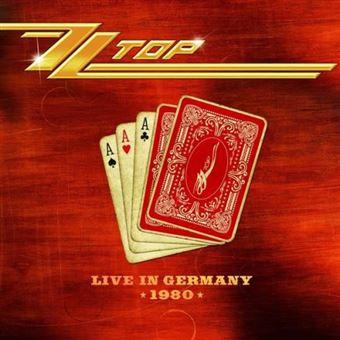 Live in Germany1980 - 2 Vinilos + CD