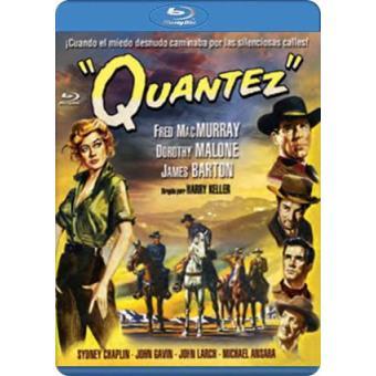 Quantez - Blu-Ray