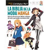 La biblia de la moda manga