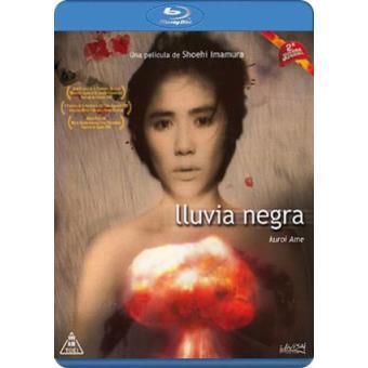 Lluvia negra - Blu-Ray