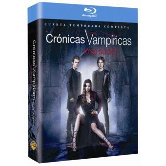 Crónicas VampíricasCrónicas vampíricas  Temporada 4 - Blu-Ray