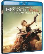 Resident Evil 6: El capítulo final - Blu-Ray
