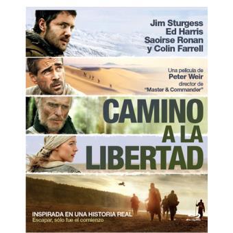 Camino a la libertad - Blu-Ray