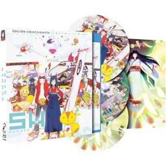 Summer Wars -  Ed coleccionista - Blu-Ray + DVD
