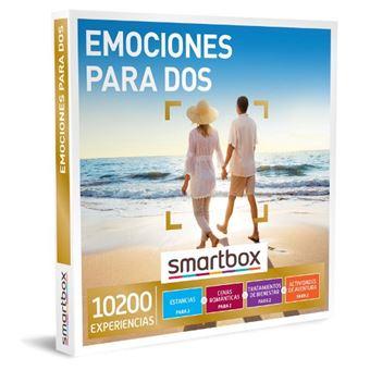 Caja Regalo Smartbox - Emociones para dos