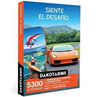 Caja regalo Dakotabox Siente el desafío