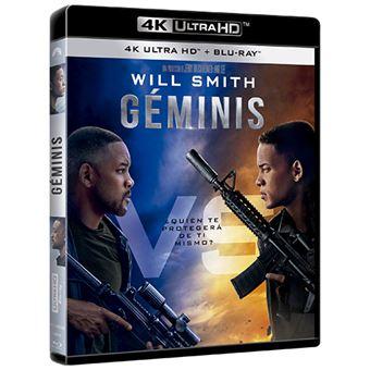 Géminis - UHD + Blu-Ray