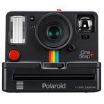 Cámara instantánea Polaroid One Step + Negro