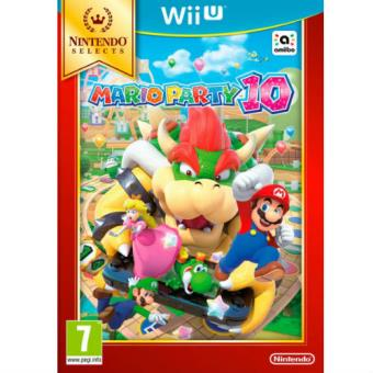 Mario Party 10 Selects Wii U