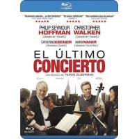El último concierto - Blu-Ray