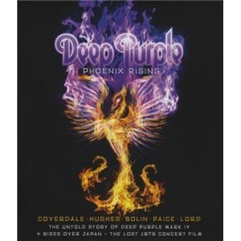 Phoenix Rising- Blu-Ray