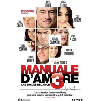 Manuale d'amore 3 - DVD