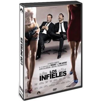 Los infieles - DVD