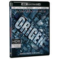 Origen - UHD + Blu-Ray