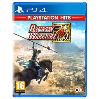 Dynasty Warriors 9 Hits PS4