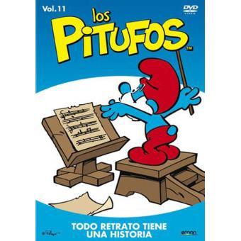 Los Pitufos: Todo retrato tiene una historia (Volumen 11) - DVD