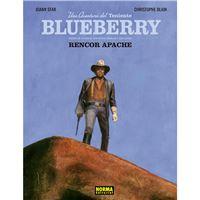 Teniente Blueberry - Rencor apache