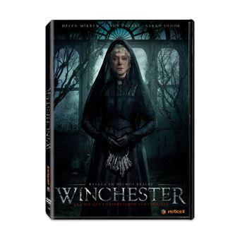 Winchester: La casa que construyeron los espíritus - DVD
