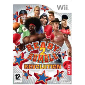 Ready 2 Rumble Revolution Wii