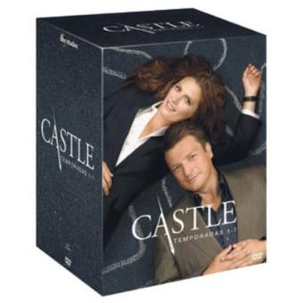 CastleCastle - Temporadas 1 - 7 - Exclusiva Fnac - DVD