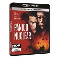 Pánico nuclear - UHD + Blu-Ray