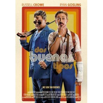 Dos buenos tipos - Blu-Ray