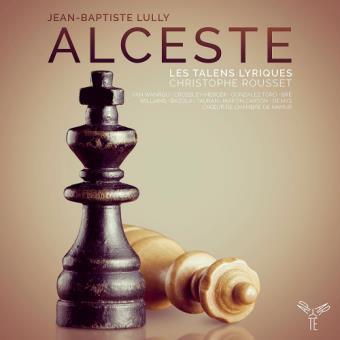 Jean-Baptiste Lully - Alceste - 2 CD