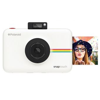 Cámara instantánea digital Polaroid Snap Touch Blanco