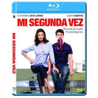 Mi segunda vez - Blu-Ray