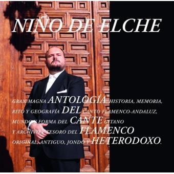 Antología del cante flamenco heterodoxo - Vinilo