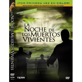 La noche de los muertos vivientes Ed Coleccionista - DVD