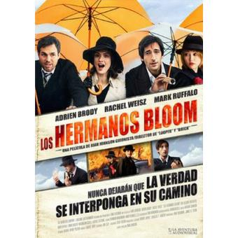 Los hermanos Bloom - DVD