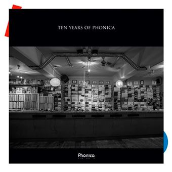 Ten Years Of Phonica - 3 CD