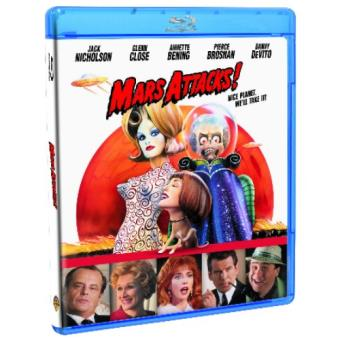 Mars Attacks! - Blu-Ray