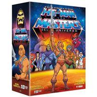 Pack He Man y los Masters del Universo Serie Completa - DVD