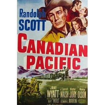 Canadian Pacific - Blu-Ray