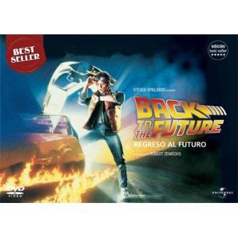 Regreso al futuro - DVD Ed Horizontal