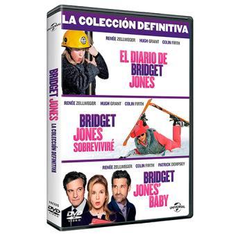 Pack Trilogía Bridget Jones - DVD