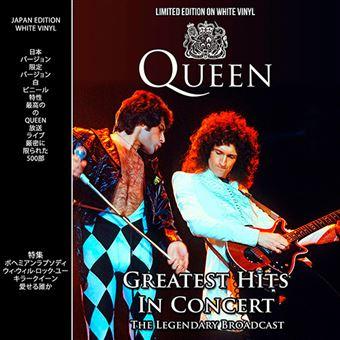 Greatest Hits in Concert - Vinilo blanco