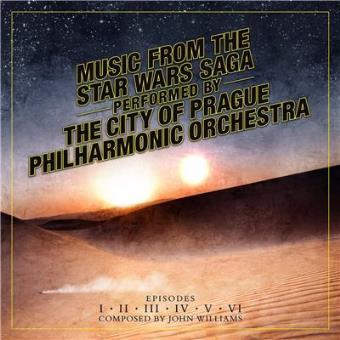 Music from the Star Wars Saga (B.S.O)
