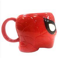 Taza 3D Spiderman Lejos de Casa