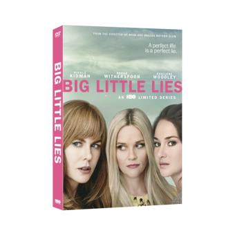 Big Little Lies - Miniserie - DVD