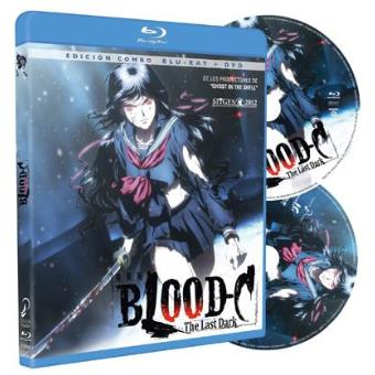 Blood C: The Last Dark - Blu-Ray + DVD
