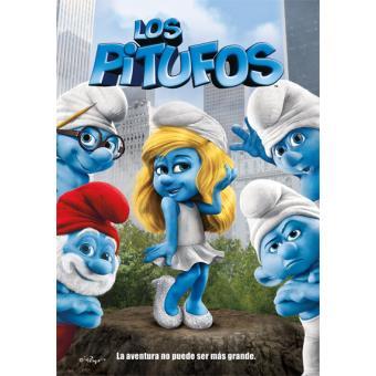 Los Pitufos (Edición Pitufina) - DVD