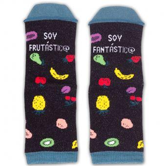 UO Mini Calcetines Soy frutástic@, soy fantástic@ - Talla 31-34
