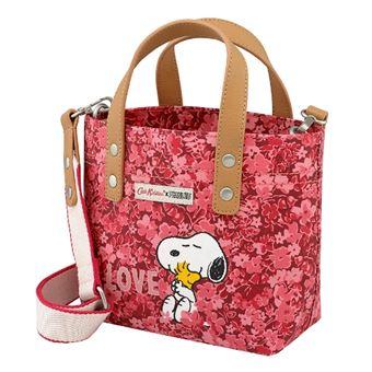 Bolso pequeño Cath Kidston Snoopy Rojo